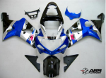 Black And Blue GXR Fairing Set
