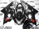 All Black GSXR Fairing Set
