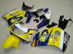 Suzuki Fairing – GSXR600-750 96-00 Yellow Corona