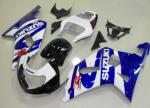 Suzuki Fairing – GSXR600-750 K1 00-03 Blue White