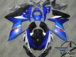 ABS Fairings Special Edition Blue